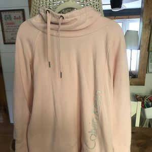 Xl pink cowl neck Calvin Klein sweater.